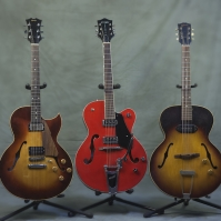 Archtop Electric Guitars
